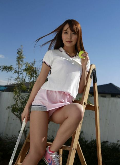 【ヌード画像】テニスウェア美少女に興奮wアンダースコートがいやらしいw(31枚) 22