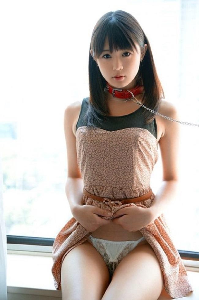 【ヌード画像】首輪つき女の子たちを雌犬扱いしたいw(34枚) 06