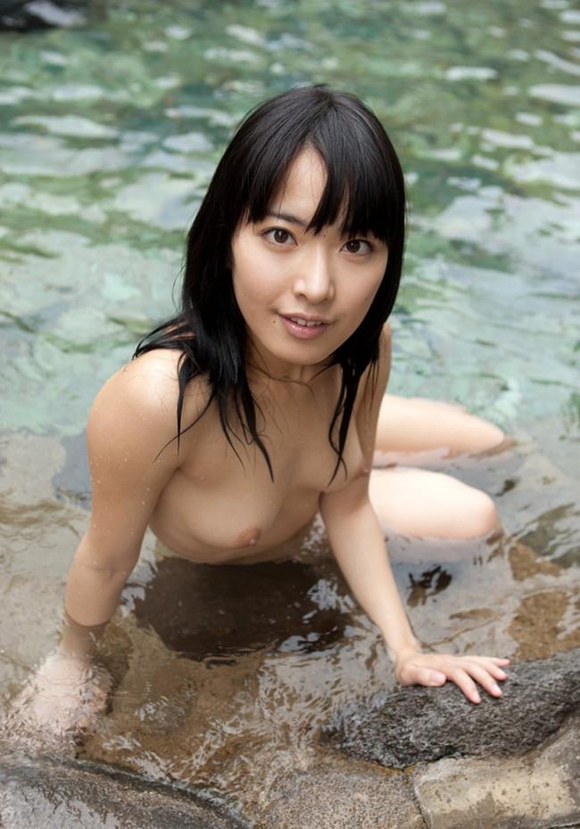 【ヌード画像】カワイイのにエロい由愛可奈の裸体で昇天確実!(33枚) 06