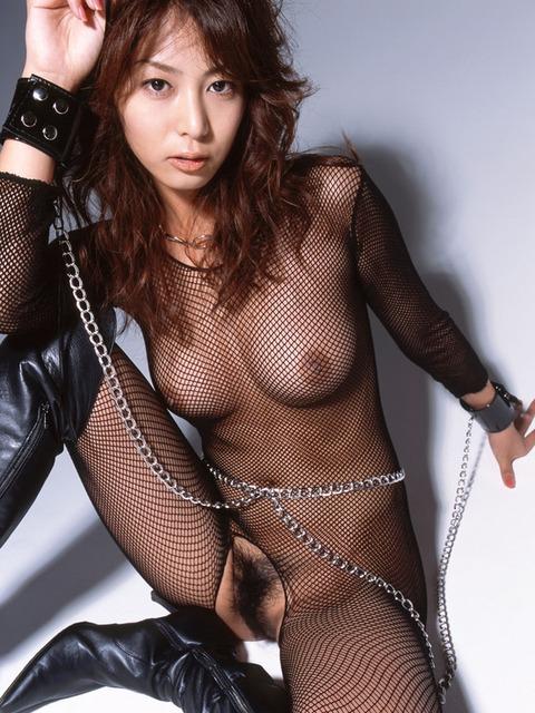 【ヌード画像】網タイツ美女の裸体に欲情しそうw(35枚) 31