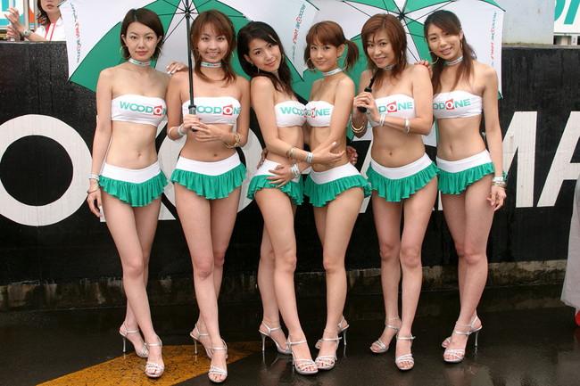 【ヌード画像】レースクイーンのパンチラ・胸チラ・セミヌード画像(33枚) 04