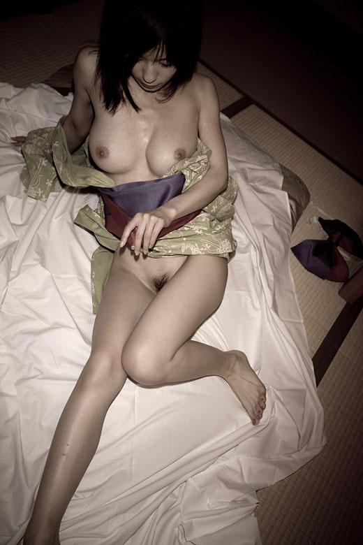 【ヌード画像】かすみ果穂の美巨乳がエロすぎるw(35枚) 06