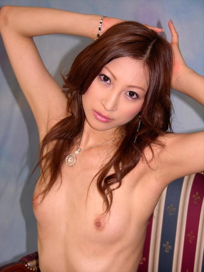 【ヌード画像】腋見せ美女の裸体がくそエロいw(32枚) 11