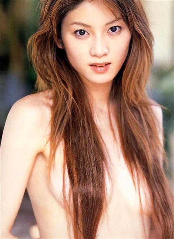 【ヌード画像】美女の髪ブラが大興奮必至のエロさw(31枚) 23