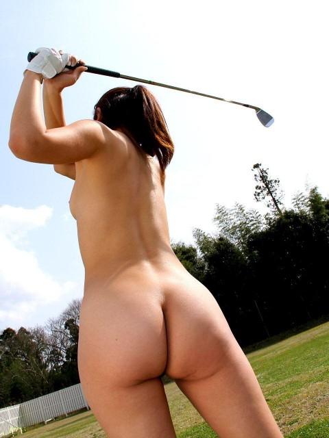 【ヌード画像】女の子の丸出しスポーツ姿が大胆すぎるw(31枚) 28