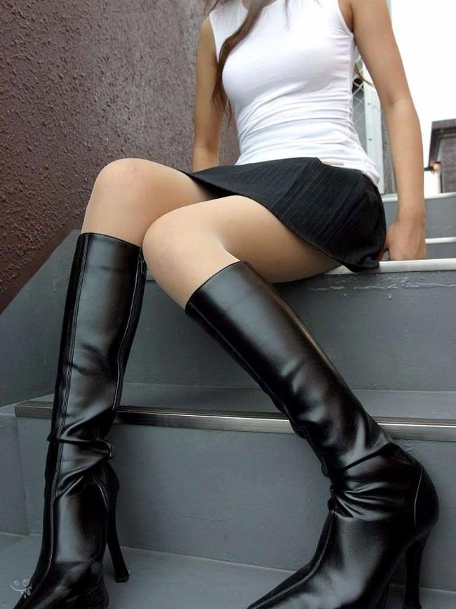 【ヌード画像】ブーツを履いた美女がエロすぎると俺の中で話題にw(32枚) 08