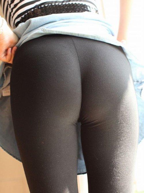 【ヌード画像】スパッツ娘の尻や太ももがムチムチしすぎw(32枚) 14