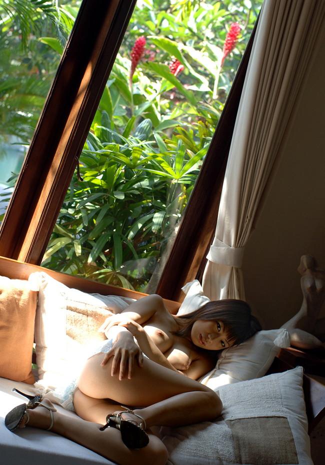 【ヌード画像】妃乃ひかりのスレンダーな裸体が美しいw(32枚) 13