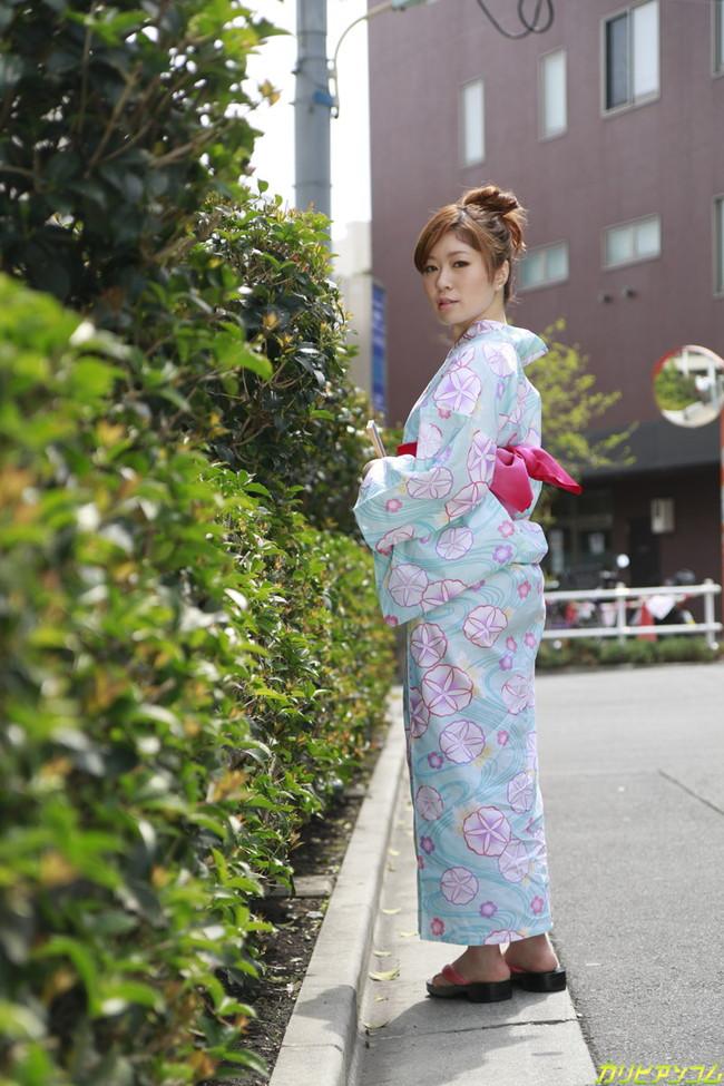 【ヌード画像】和服美人を見ていると幸せな気分になりますw(35枚) 07