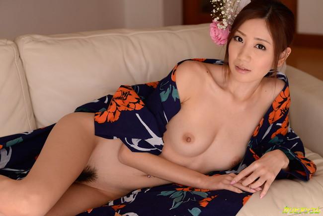 【ヌード画像】和服美人を見ていると幸せな気分になりますw(35枚) 22
