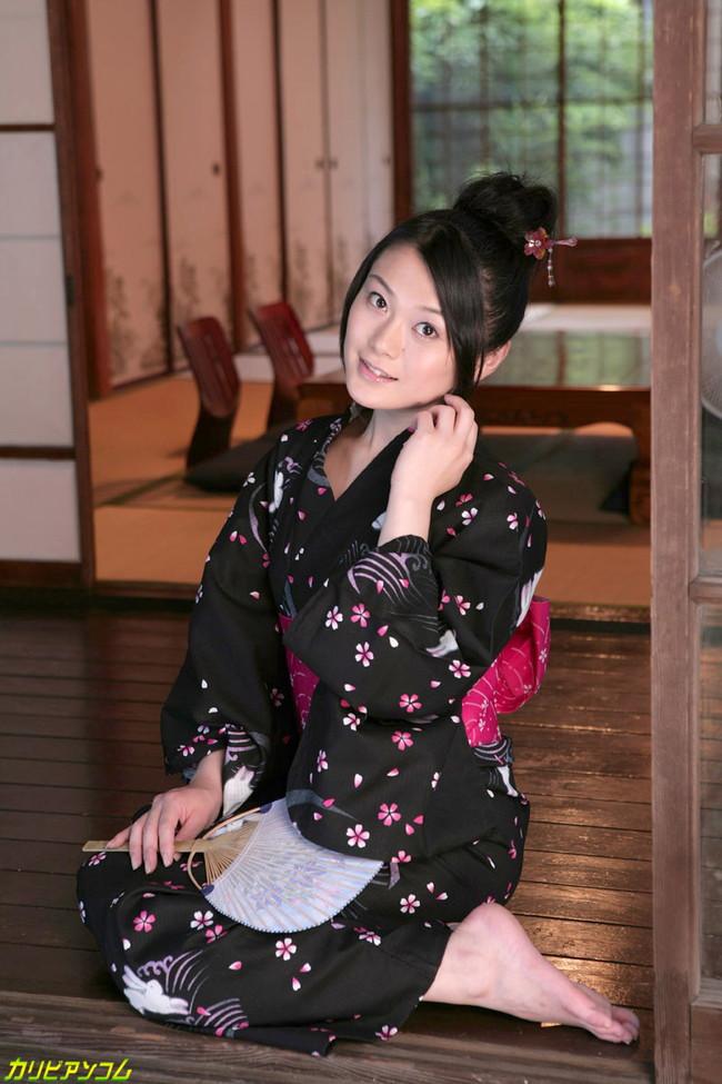【ヌード画像】和服美人を見ていると幸せな気分になりますw(35枚) 33