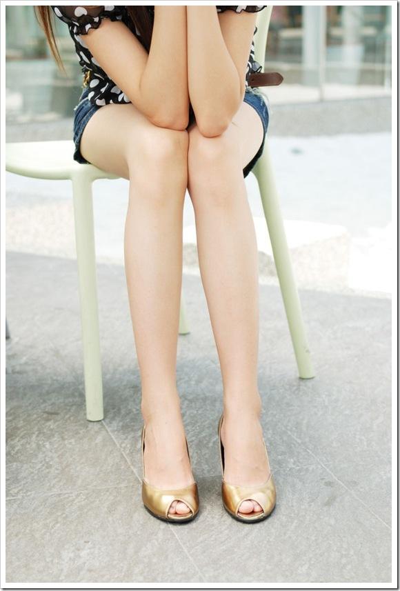 【ヌード画像】美脚エロ画像を見ていると足コキしてほしくなるw(33枚) 21