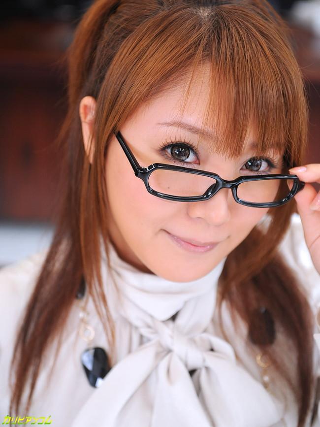 【ヌード画像】メガネ美女の知的さ抜群のヌード画像(30枚) 21