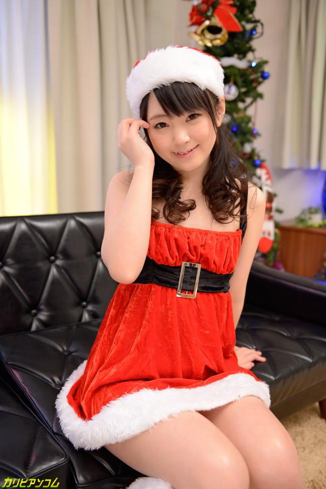 【ヌード画像】サンタ美女のエロ画像は見ていると癒されるw(33枚) 14