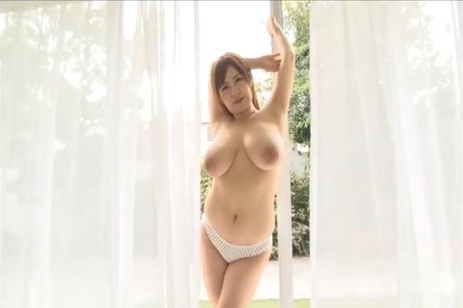 【ヌード画像】新山らんのKカップ110cmの超乳がインパクトありすぎw(35枚) 06