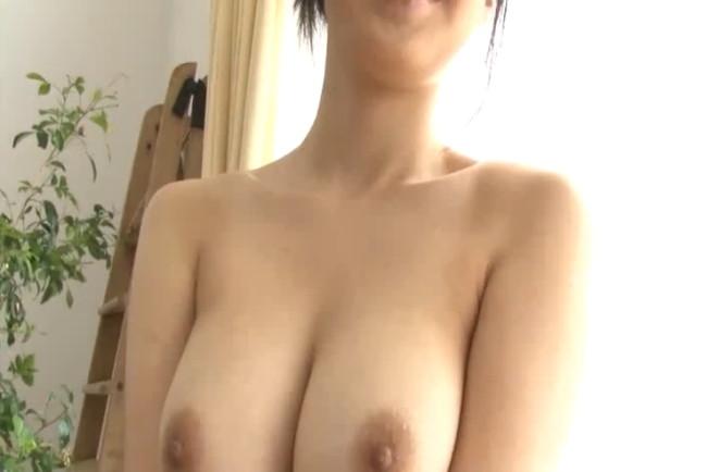 【ヌード画像】藤井有彩の美巨乳ヌード画像(32枚) 05