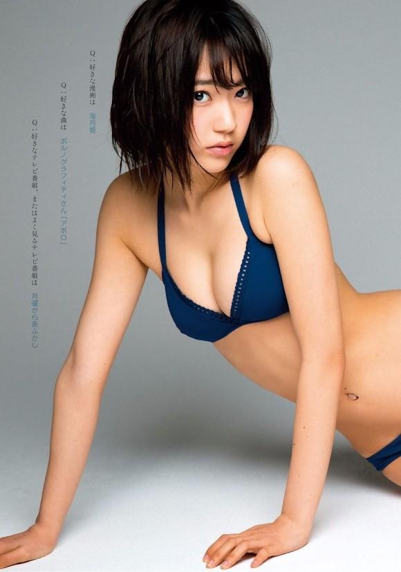【ヌード画像】宮脇咲良の可愛すぎるセクシーグラビア画像(31枚) 25