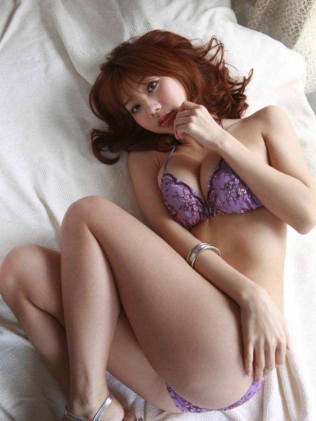 【ヌード画像】美女たちの紫下着姿が妖艶すぎて下僕になりたくなるw(32枚) 30