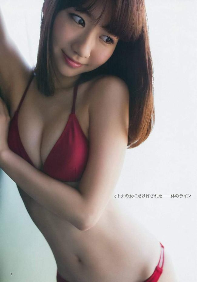 【ヌード画像】見ていると元気になる柏木由紀のセクシー画像(30枚) 13