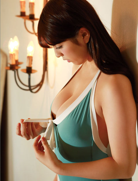 【ヌード画像】柳ゆり菜のムチムチボディなセクシー画像(30枚) 24