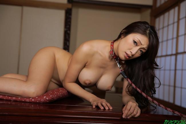 【ヌード画像】小早川怜子の爆乳美熟女ヌード画像(30枚) 05