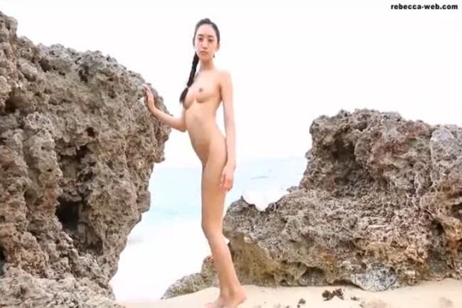 【ヌード画像】辻本杏の真なる美少女ヌード画像(30枚) 11