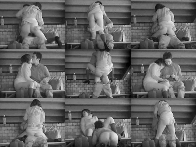 【ヌード画像】公園での素人SEXを赤外線盗撮した画像集!盗撮されようが蚊に刺されようがとにかくSEX!ww(50枚) 01