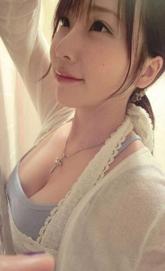 【ヌード画像】ポニーテールの女の子って一生愛される気がするwポニーテールの女の子のみ集めたエロヌード画像集(50枚) 46