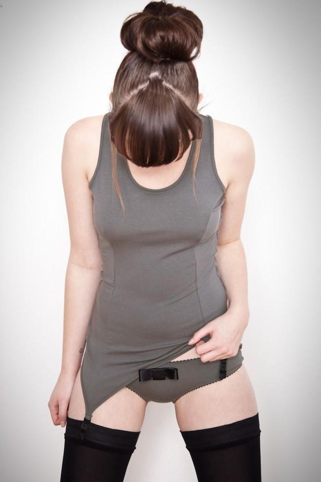 【ヌード画像】ポニーテールの女の子って一生愛される気がするwポニーテールの女の子のみ集めたエロヌード画像集(50枚) 49