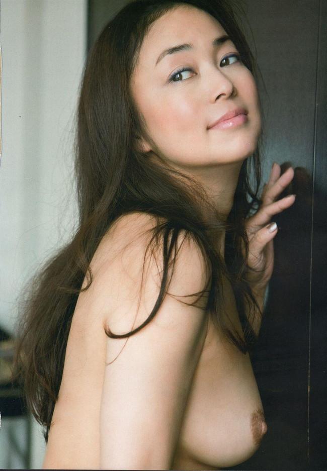 【ヌード画像】乳首色濃いと人間味があってこっちの方がエロい!と感じたらこの黒乳首ヌード画像集をどうぞww(50枚) 07