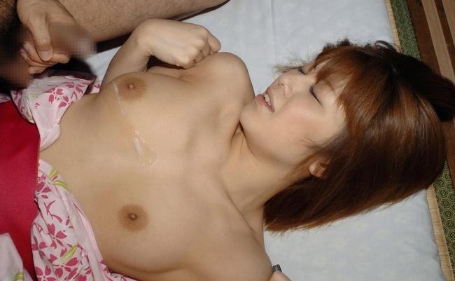 【ヌード画像】乱れる和服や浴衣ほど日本男児を刺激するものはない(30枚) 22