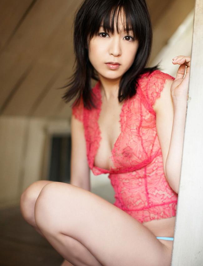 【ヌード画像】透け透けランジェリーと下着のシースルー画像(30枚) 02