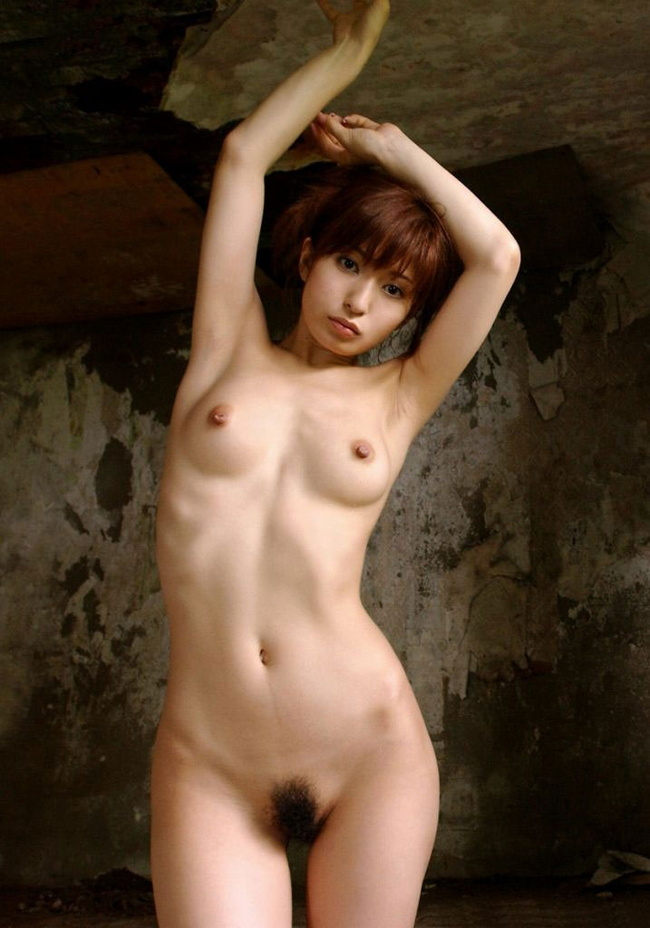 【ヌード画像】腋オープンしてフェチズムを満たしてくれる女性(32枚) 21