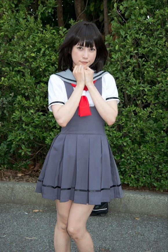 【ヌード画像】着エロを追求する藤崎ルキノさんの画像(30枚) 02