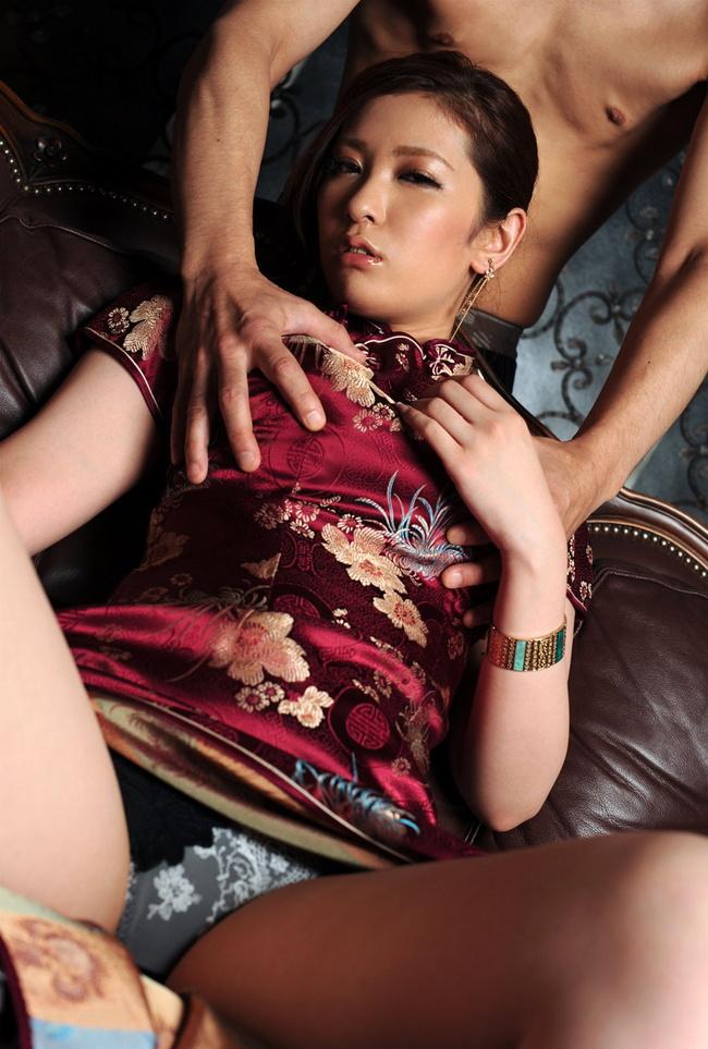 【ヌード画像】美脚にしか目がいかないチャイナドレス画像(30枚) 21