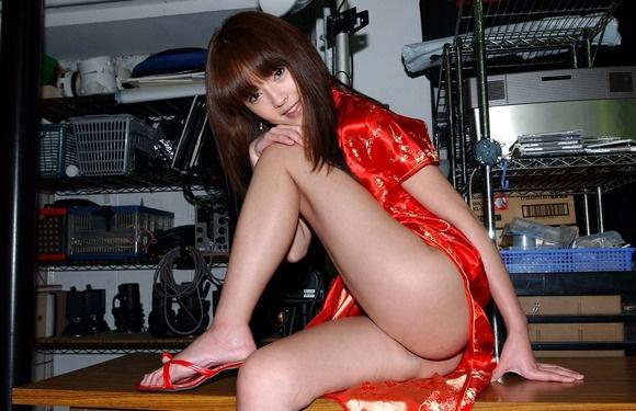 【ヌード画像】美脚にしか目がいかないチャイナドレス画像(30枚) 27