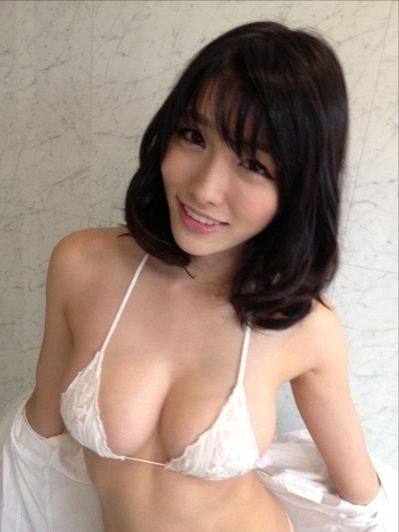 【ヌード画像】Fカップの人気グラドル今野杏南ちゃんの水着画像(30枚) 25