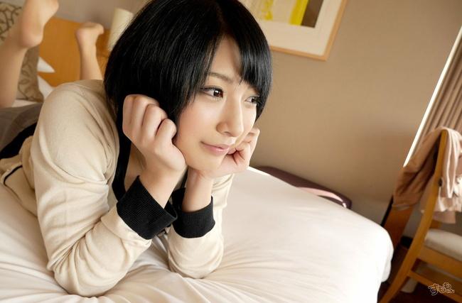【ヌード画像】ショートカットの可愛いAV女優の画像(33枚) 33