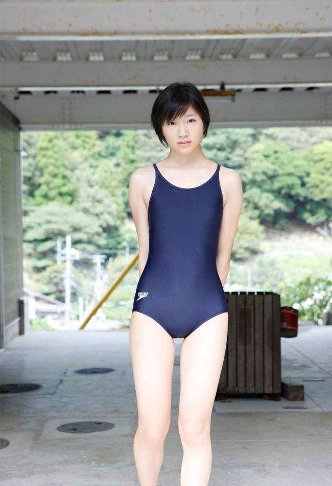 【ヌード画像】スクール水着好きによるスク水画像まとめ(30枚) 11