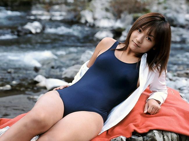 【ヌード画像】スクール水着好きによるスク水画像まとめ(30枚) 19
