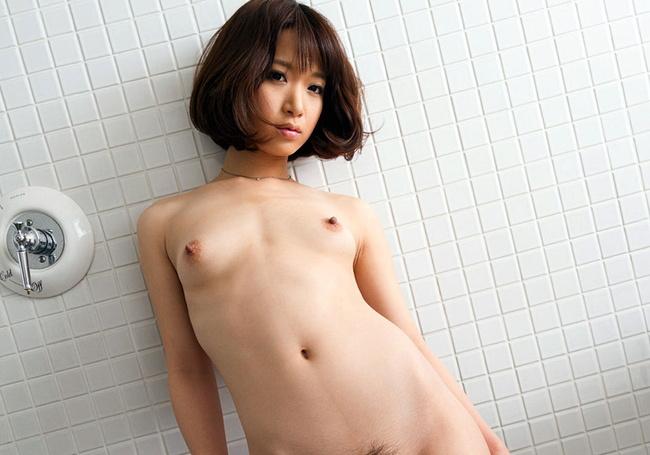 【ヌード画像】誰だ!貧乳には女の魅力を感じないとか言ったやつ!(33枚) 06