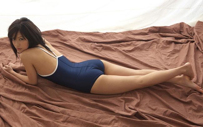【ヌード画像】スク水・競泳水着は冬でもいけるのは何故か(30枚) 30