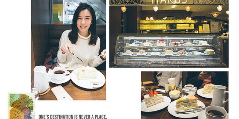 |日本甜點|到日本必吃甜點 HARBS - 天王寺/阿倍野近鐵百貨店