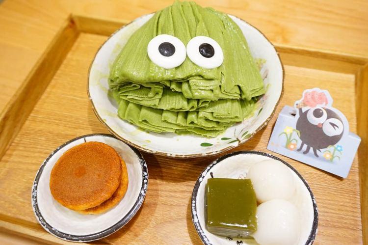 【台北大安美食】路地 氷の怪物 市民大道店    台中超夯打卡怪物冰