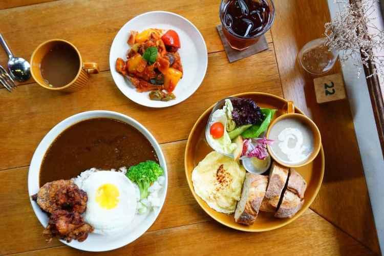 【花蓮早午餐】森山舎: morning  mountain || 美的如畫的花蓮老宅咖啡館