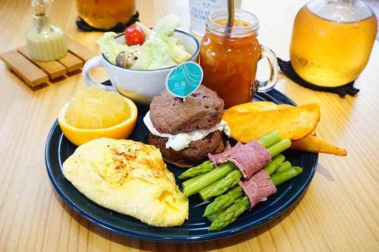 """【花蓮早午餐】留海 Stay-Here Kitchen & Select Shop    花蓮下午茶""""手工司康"""