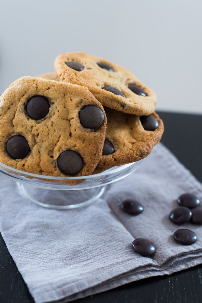 Chocolate Chip &amp&#x3B; Minstrels Cookies