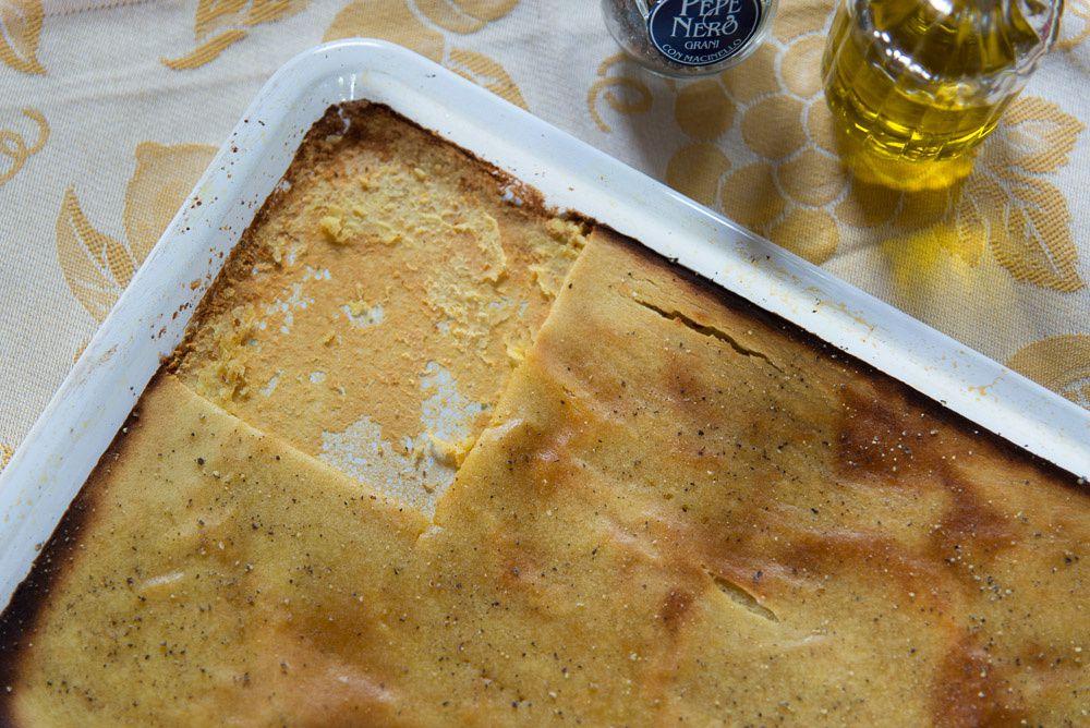 Cecina - Chickpea Cake