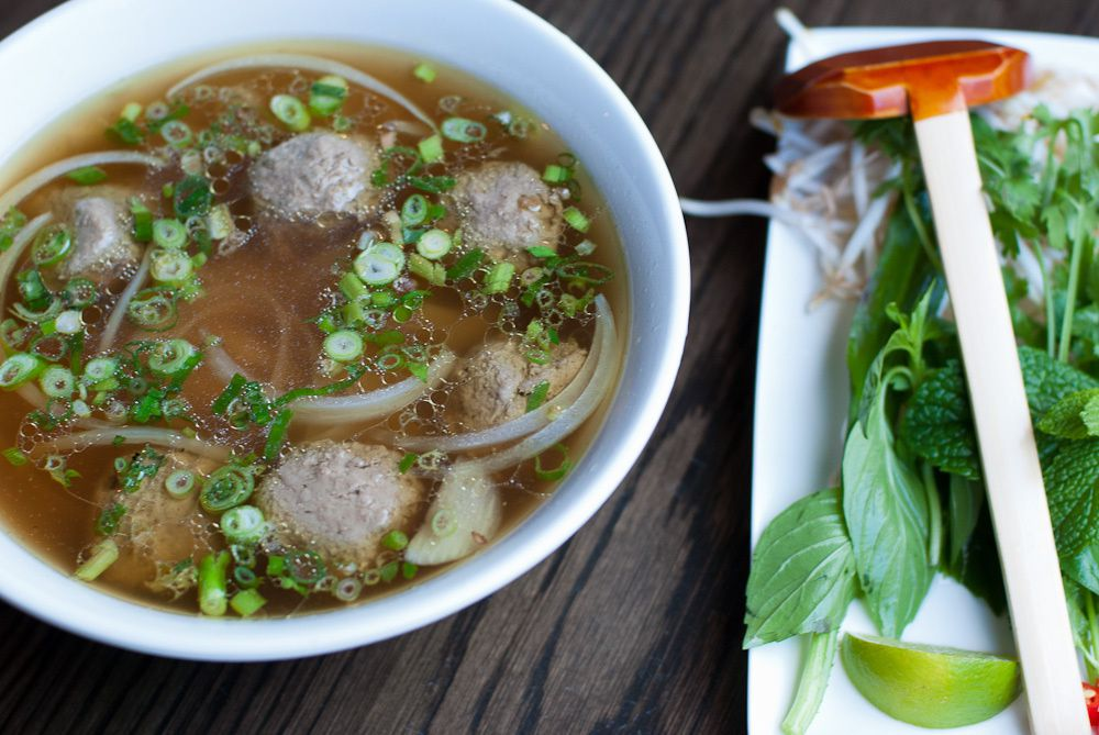 Pho in Shoreditch