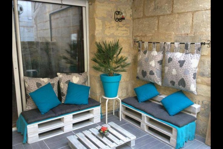 Ideas para decorar tu terraza y porche - Decorar pared porche ...
